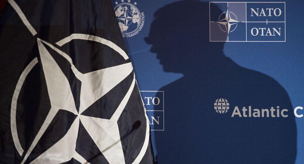 Logo da OTAN (foto de arquivo)