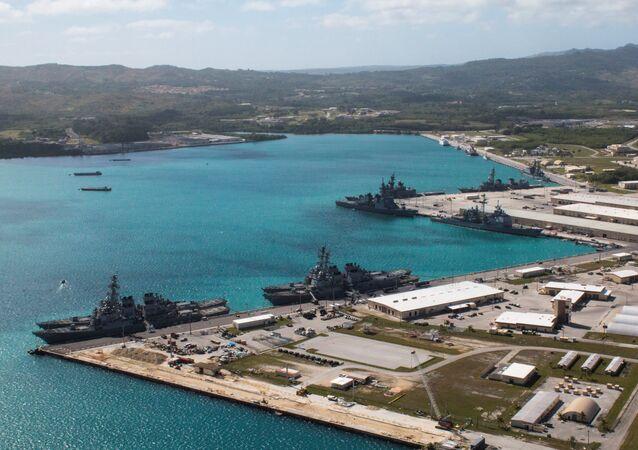 Base militar dos EUA, Guam