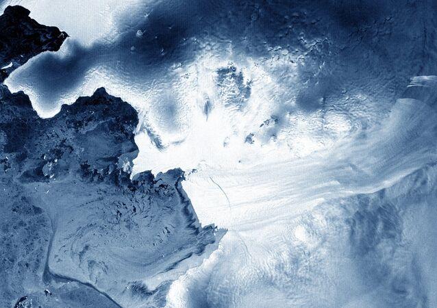 Glaciar Pine Island (Antártida)