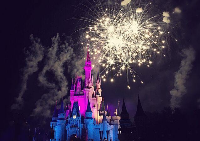 Castelo da Cinderela no Walt Disney World Resort