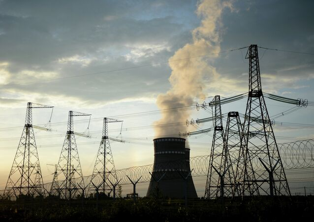 Usina nuclear na região de Tver, Rússia (imagem referencial)