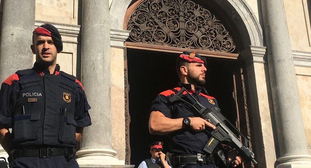 Mossos d'Esquadra, a Polícia da Catalunha