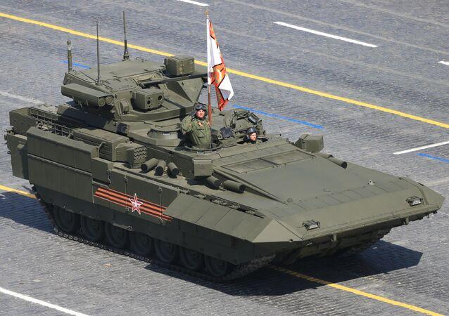 Veículo de combate de infantaria Armata