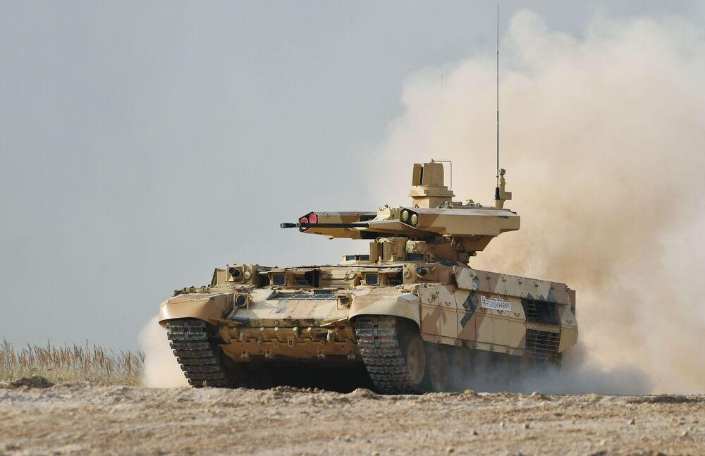 Veículo blindado Terminator-3