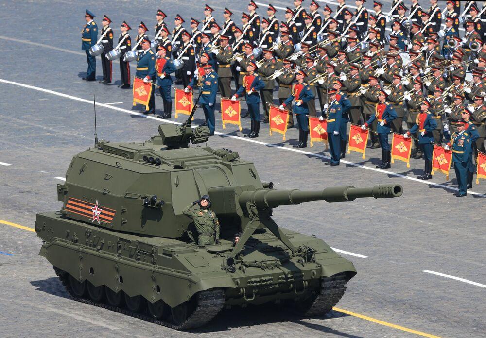 Canhão autopropulsado Koalitzia-SV