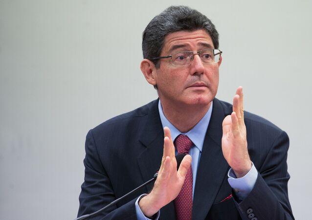 Joaquim Levy, ministro da Fazenda no segundo governo de Dilma Rousseff