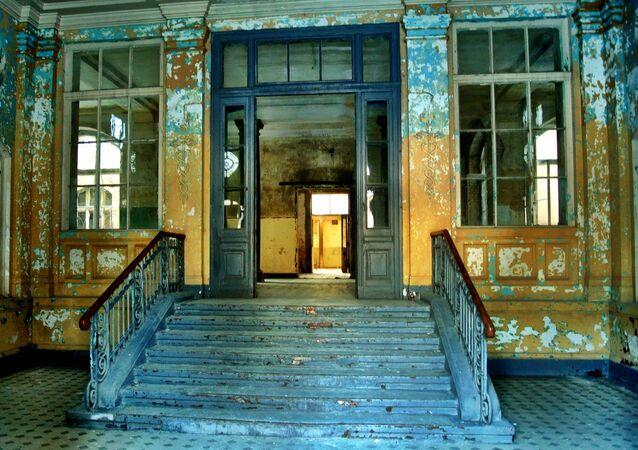 Hospital Beelitz Heilstatten, Alemanha
