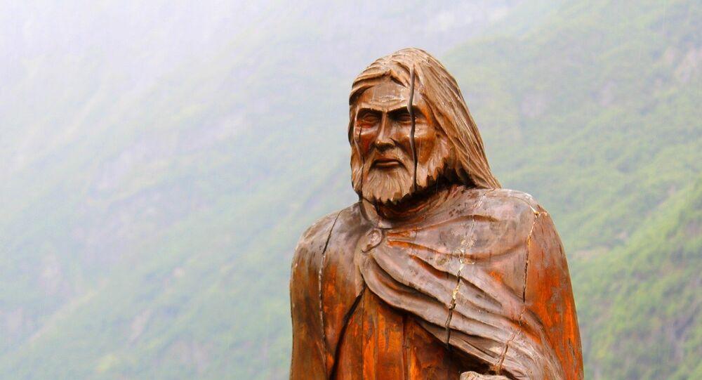 Figura de viking