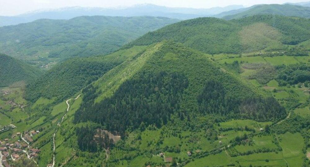 Pirâmide do Sol, Bósnia