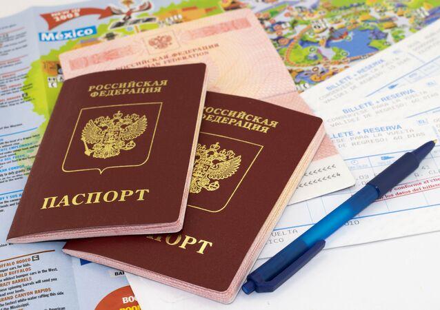 Passaportes russos