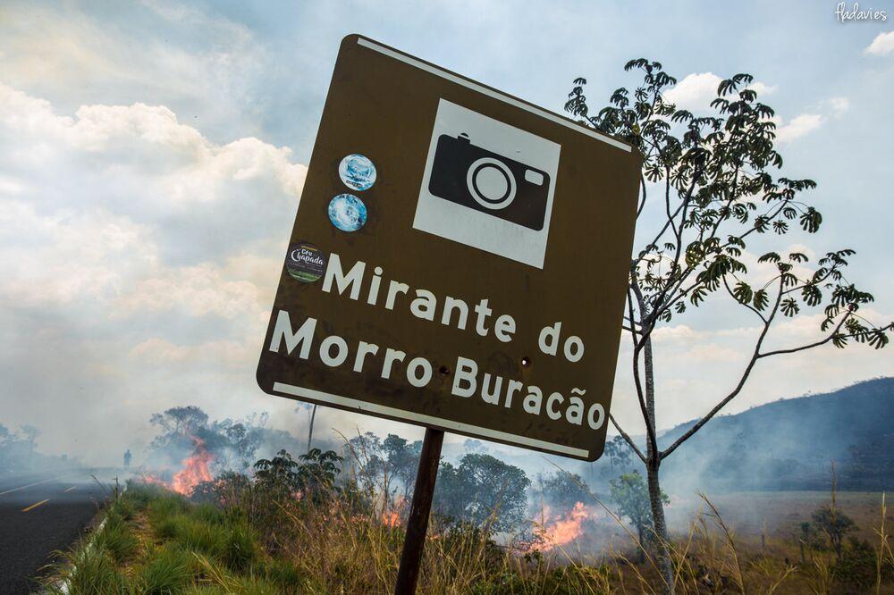Parque Nacional da Chapada dos Veadeiros, em Goiás