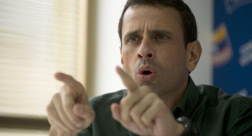 Henrique Caprile critica parlamentares da oposição que endossam Assembleia Constituinte