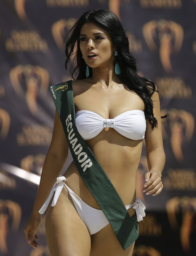 Miss Equador, Lessie Giler Sanchez