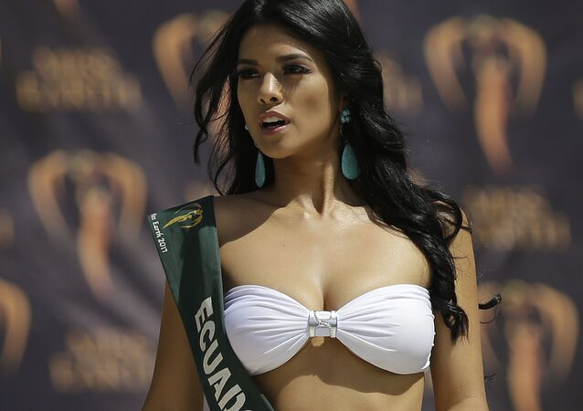 Miss Equador, Lessie Giler Sanchez