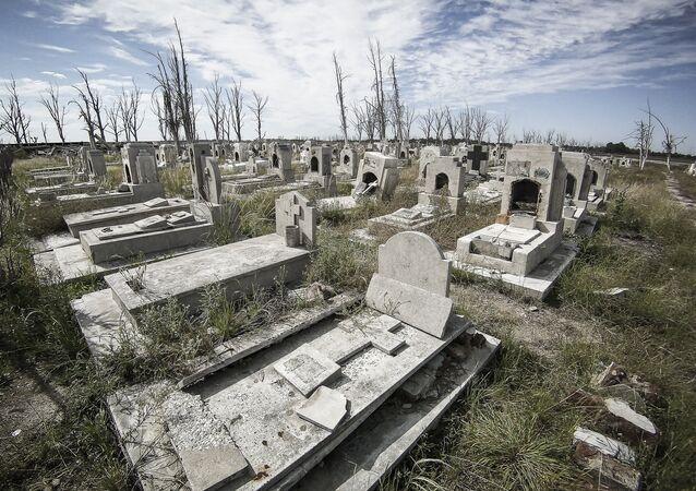Cemitério (imagem referencial)