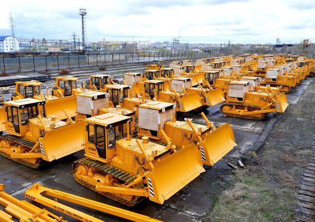 Fábrica de Tratores de Chelyabinsk, ou CHTZ-URALTAK