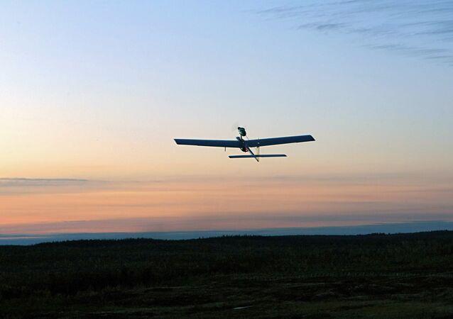 Um drone russo (foto de arquivo)