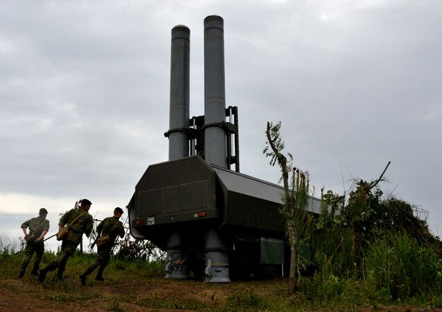 Sistema de defesa costeira Bastion