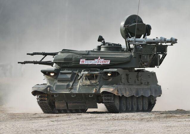 Sistema antiaéreo Shilka