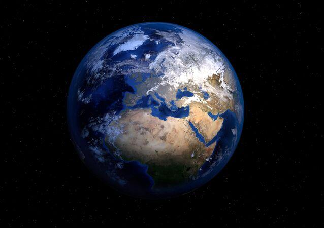 Terra (foto de arquivo)