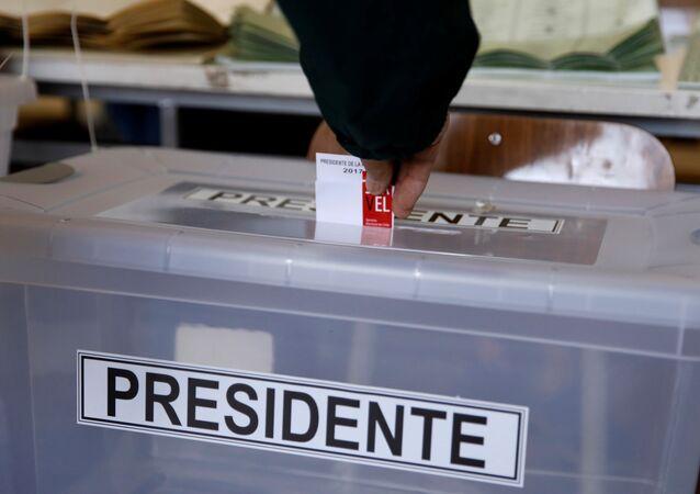 Eleições presidenciais no Chile