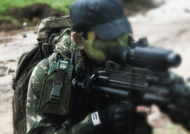 Fuzis estão entre os armamentos mais vendidos pela Imbel tanto no Brasil quanto no exterior