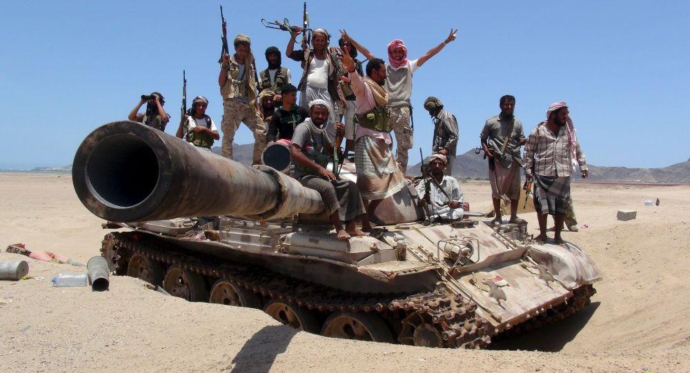 Militantes iemenitas