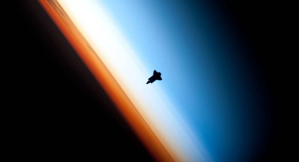 Vaivém Endeavour da NASA