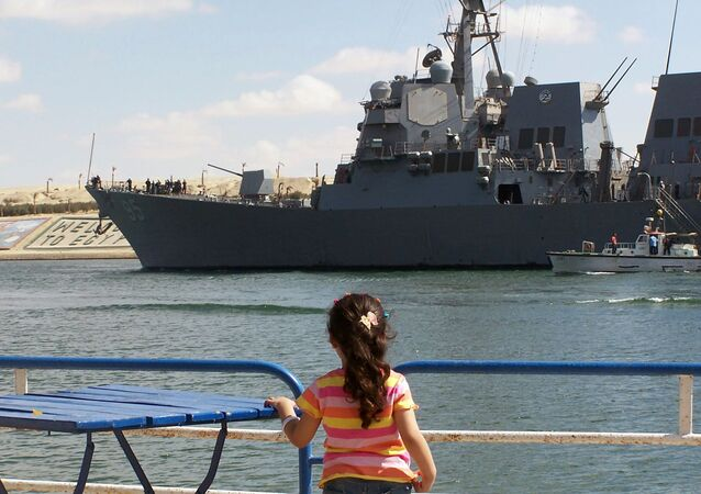 USS James Williams (foto de arquivo)
