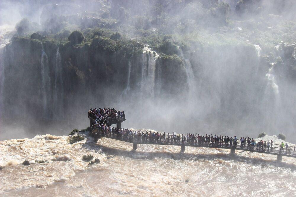 Apenas o Parque Nacional da Tijuca (RJ) recebe mais visitantes.